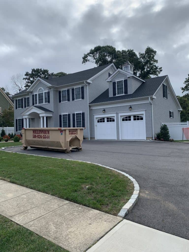 Residential garbage removal