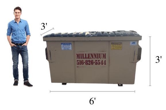 Long island Residential garbage removal