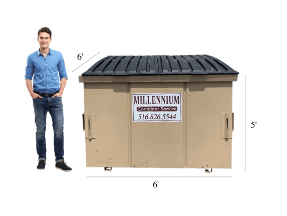 Commercial garbage removal